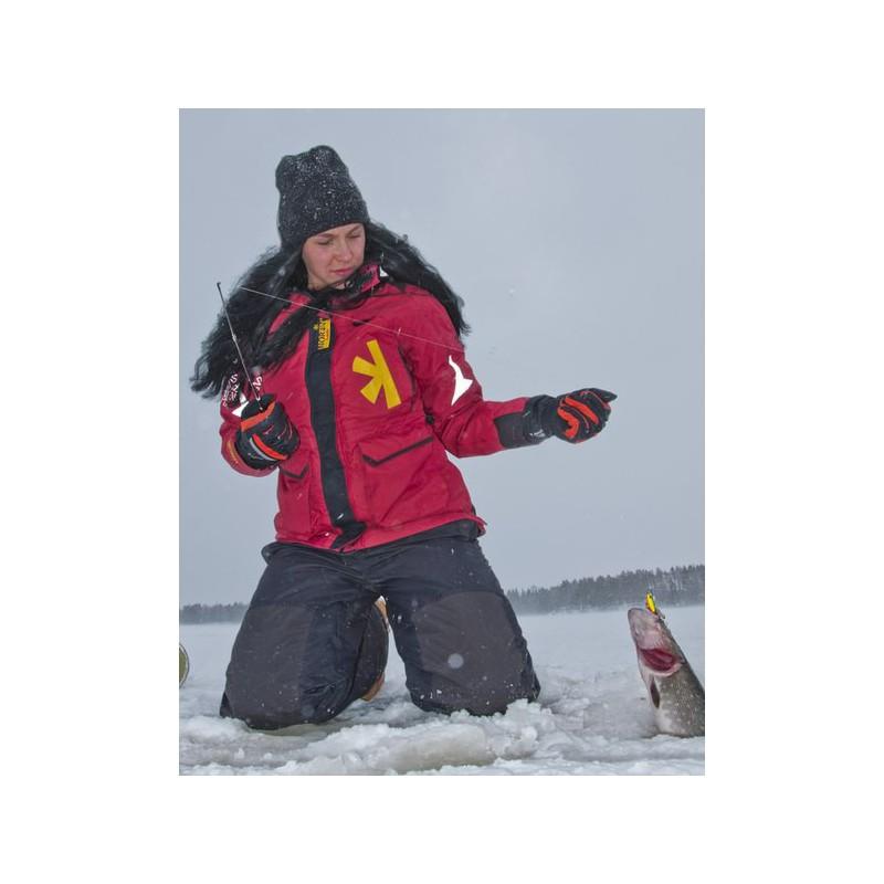 Женская Зимняя Одежда Для Рыбалки
