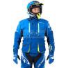 Куртка Dragonfly Эндуро Freeride DF Blue-Yellow