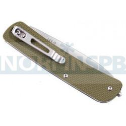 Нож складной туристический Ruike L11-G зеленый