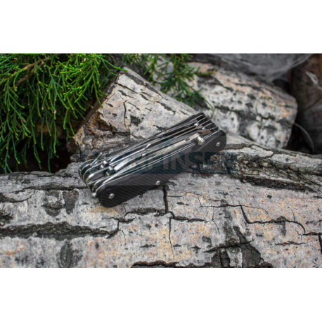 Нож складной туристический Ruike L51-B