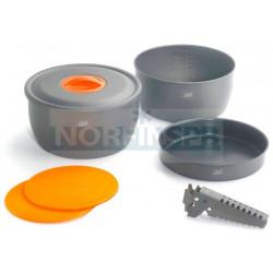 Набор Esbit алюминиевый для приготовления пищи с антипригарным покрытием