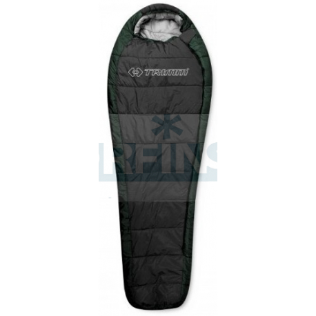 Спальный мешок Trimm ARKTIS, зеленый, 195 R