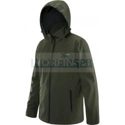 Куртка М Лето SkanSon Норвег Pro, темный хаки