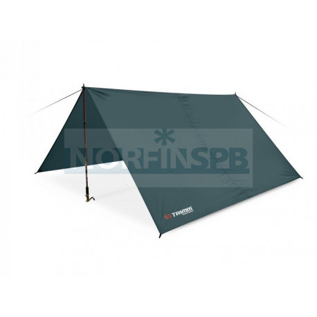 Палатка Trimm Shelters TRACE XL, оливковый 3+1