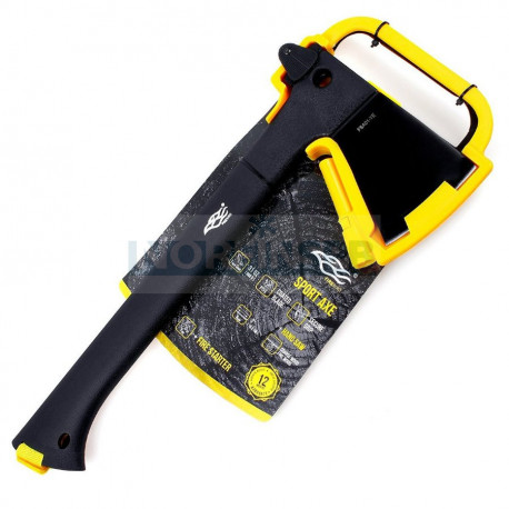 Топор Firebird FSA01, черно-желтый