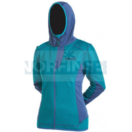 Флисовая куртка Norfin Women Ozone Deep Blue
