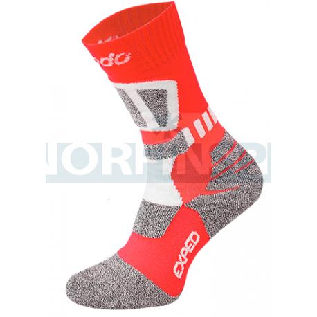 Носки Comodo STT-04, red