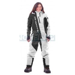 Комбинезон Dragonfly SKI Premium WOMAN BLACK&WHITE 2020