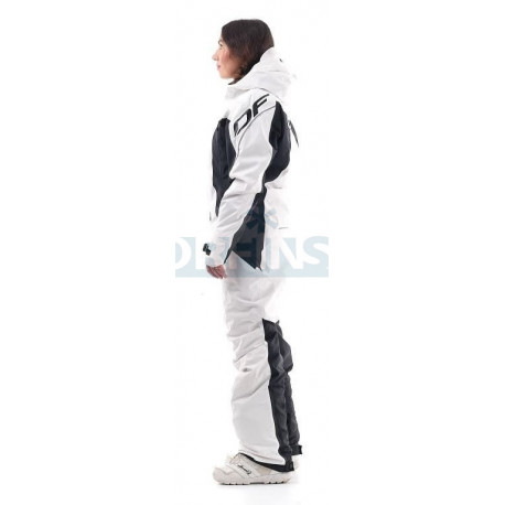 Комбинезон Dragonfly SKI Premium WOMAN BLACK&WHITE 2020