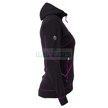 Женская куртка Direct Alpine SAKURA LADY 2.0 black/violet