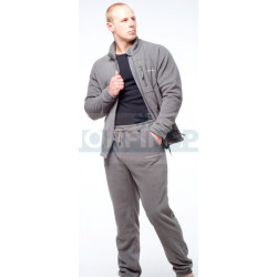 Костюм флисовый FORSAGE THERMAL SUIT GRAY