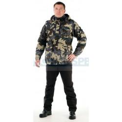 Куртка Novatex Акела (-15), замша