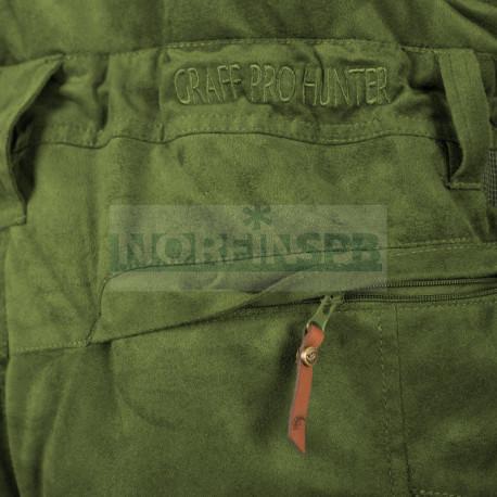 Костюм зимний охотничий GRAFF -15, 2016 (братекс, оливковый)