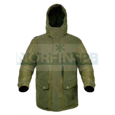 Костюм зимний охотничий Graff (братекс, оливковый) 653/753-O-B