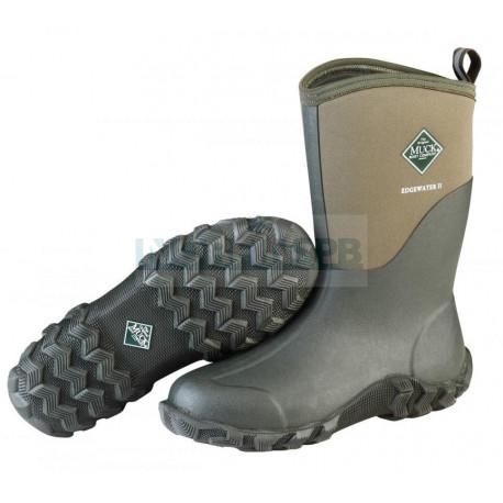Демисезонные сапоги Muck Boot Edgewater 2 MID, зеленый
