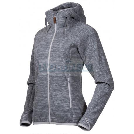 Куртка Bergans Hareid женская флисовая, Alu Mel