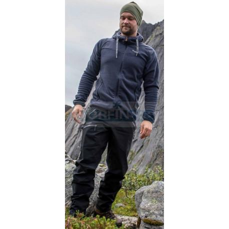 Куртка Bergans Hareid мужская флисовая, Dk Navy Mel