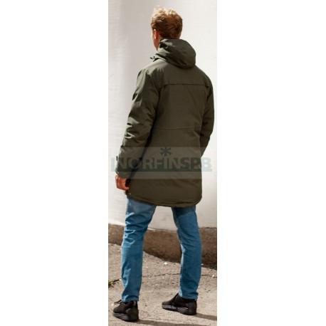 Куртка Bergans Oslo Down Parka, Seaweed Melange