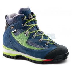 Трекинговые ботинки Lomer Tibet Flag/Lime
