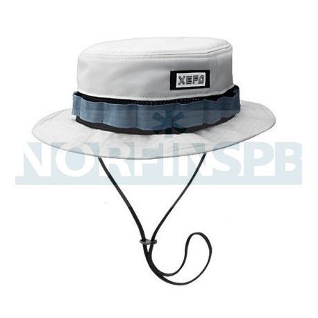Кепка XEFO・WIND FIT Half Mesh Hat CA-259N Серый Regular Size