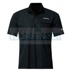 Футболка Polo Shirt (short sleeve) SH-094N Черный