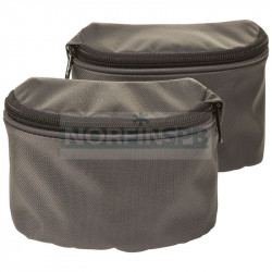 Карманы на пояс Bergans Hip Belt Pocket 2pcs (SolidCharcoal)