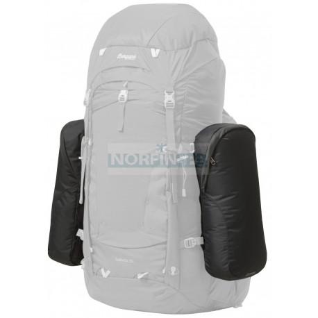 Боковые карманы для рюкзака Bergans Side Pockets 2pcs (SolidCharcoal)