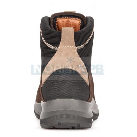 Ботинки треккинговые AKU La Val Lite GTX цв. Dark Brown / Beige