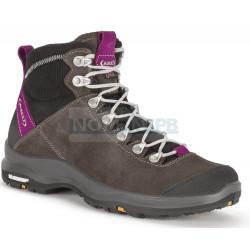 Ботинки треккинговые AKU La Val Lite GTX WS цв. Grey / Magenta