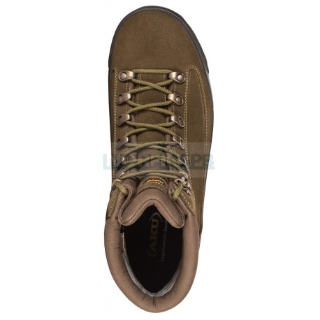 Ботинки треккинговые AKU Slope Max Suede GTX цв. Olive