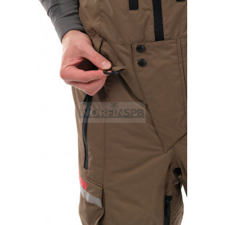 Штаны Dragonfly EXPEDITION Brown-Red 2020