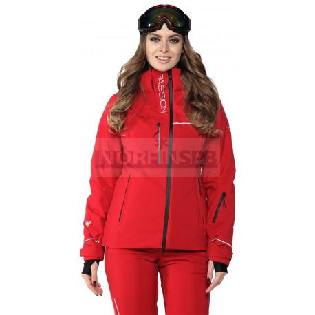 Женская куртка WHS 962, красный