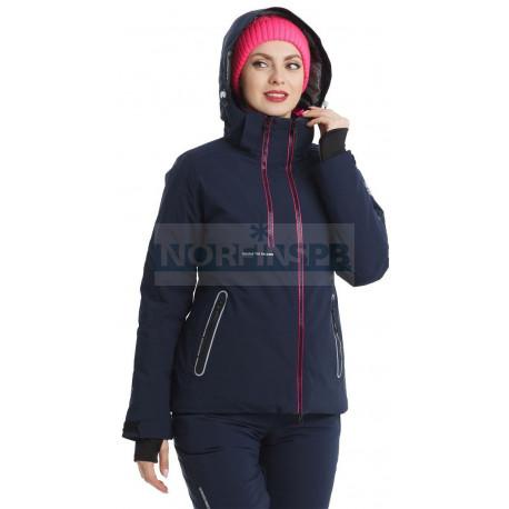 Женская куртка WHS 941, тёмно-синий