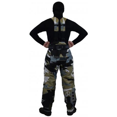Зимний облегченный костюм Fossa POWER khaki
