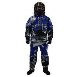 Зимний облегченный костюм Fossa POWER blue