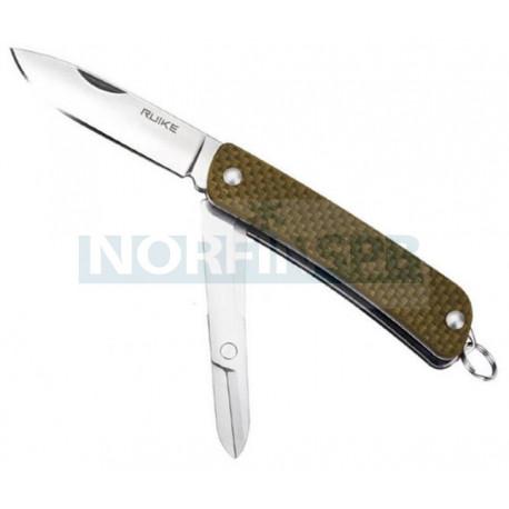 Нож складной туристический Ruike S22-G