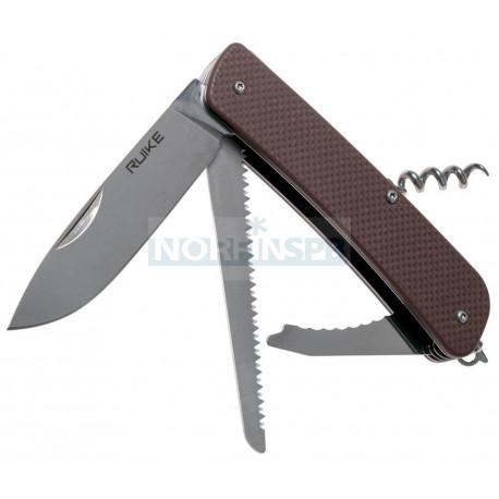 Нож складной туристический Ruike L32-N