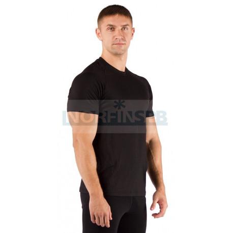Футболка мужская Lasting Quido, черная