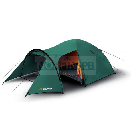 Палатка Trimm EAGLE, зеленый