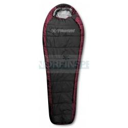 Спальный мешок Trimm ARKTIS, красный, 185 R