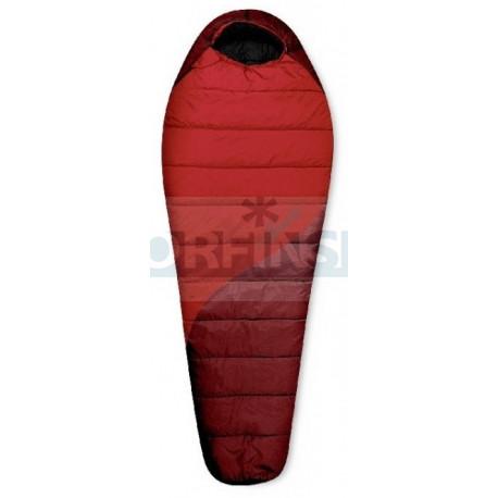 Спальный мешок Trimm BALANCE, красный, 195 R