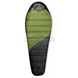 Спальный мешок Trimm BALANCE JUNIOR, зеленый, 150 R