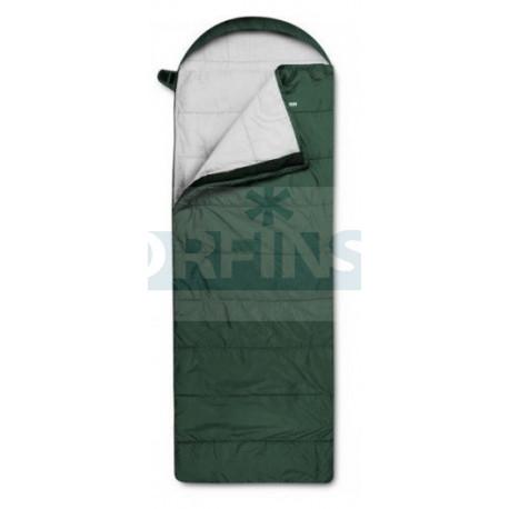 Спальный мешок Trimm VIPER, зеленый, 185 R