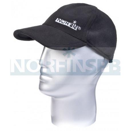 Шапка-бейсболка Norfin FLEECE BLACK