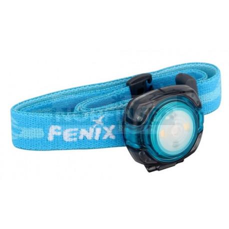 Налобный фонарь Fenix HL05 White/Red LEDs, голубой