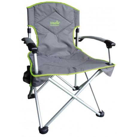 Кресло складное с алюминиевым каркасом Norfin Orivesi NF