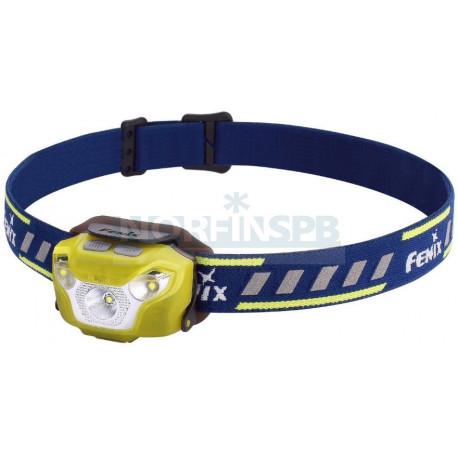 Налобный фонарь Fenix HL26R желтый