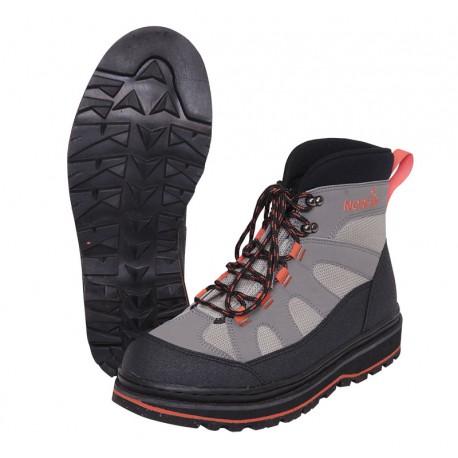 Забродные ботинки Norfin с резиновой подошвой