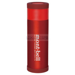 MontBell термос ALPINE THERMO BOTTLE 0.75L (red)