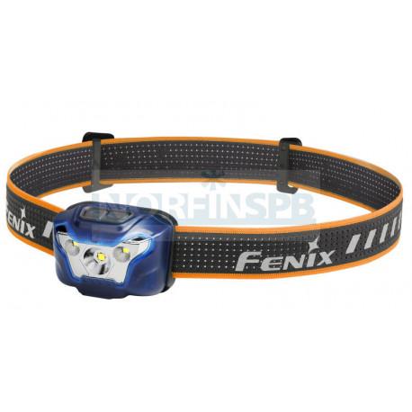 Фонарь Fenix HL18R голубой